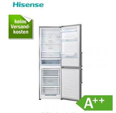Hisense KGNF 326 A++ Kühl- und Gefrierkombination Kühlschrank (@redcoon Supersale) 349 Euro