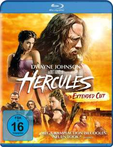 (Amazon Prime) Hercules - Extended Cut [Blu-ray] für 7,97 EUR