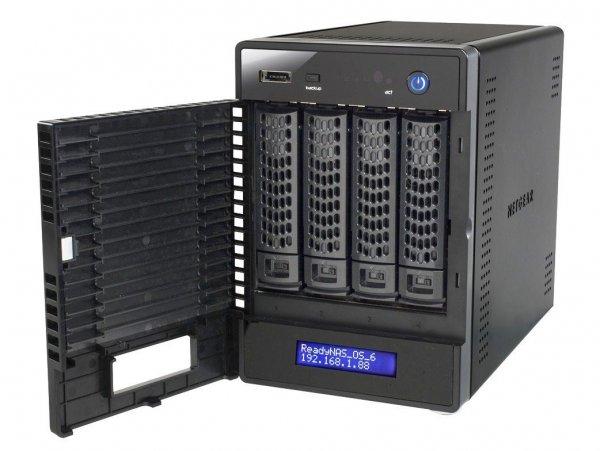 Netgear RN10400-100EUS ReadyNAS 104 für 158€