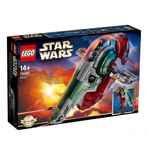 (galeria-kaufhof.de) Lego Star Wars - Slave I (75060) für 167,19 EUR