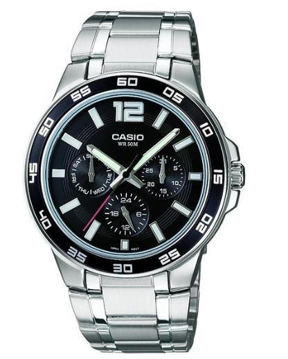 Zusammenstellung diverser Einzelstücke (3x Herrenuhren) | Casio Collection für 40,50€ | Regent für 53,45€ | Casio Edifice Red Bull für 139€ |