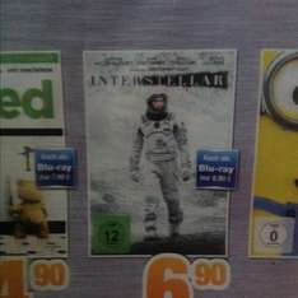 [Expert Bening] Interstellar Blu-ray 8,90€