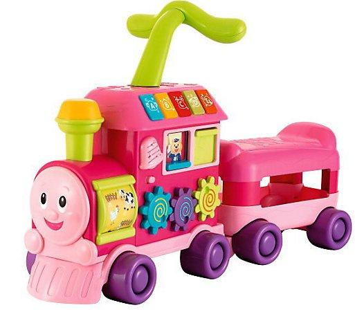 """WinFun 3in1-Spiel-Express """"Eisenbahn"""", Babyspielzeug für 20,99€ inkl. Versand bei Weltbild.de"""