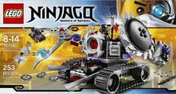 [Toys R US]  Lego Ninjago 70726 - Destructoid für EUR 20