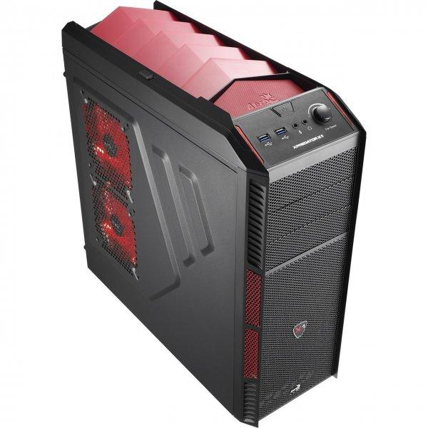 Aerocool XPredator X1 Devil Red Editionfür 44,94 €, @ ZackZack