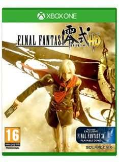 [Simplygames.com] Final Fantasy Type-0 HD (inkl. Final Fantasy XV Demo) (XBoxOne) für 21,61 EUR inkl. Versand