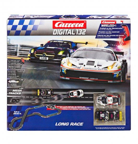 (galeria-kaufhof.de) Carrera DIGITAL 132 Rennbahn Long Race 30160 für 263,99 EUR