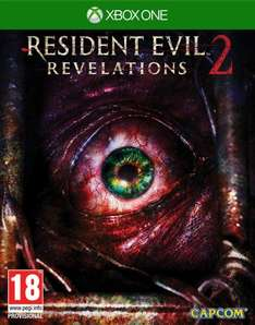 (Amazon.fr) Resident Evil: Revelations 2 (Xbox One) für 21,65 EUR