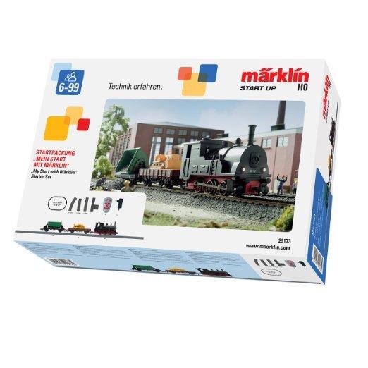 [Amazon-Prime] Märklin 29173 - Startpackung, Mein Start mit Märklin