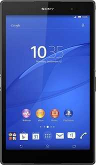 Sony Xperia Z3 Tablet Compact 16GB LTE schwarz für 399,68€ @Amazon.it