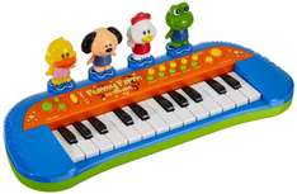 Simba Play & Learn 104012799 Bauernhof-Keyboard für 13,06€ bei Amazon (Prime)