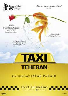 [Kino Preview in 8 Städten] Taxi Teheran