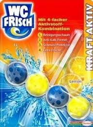 Müller *WC Frisch Kraft Aktiv* 0,72€