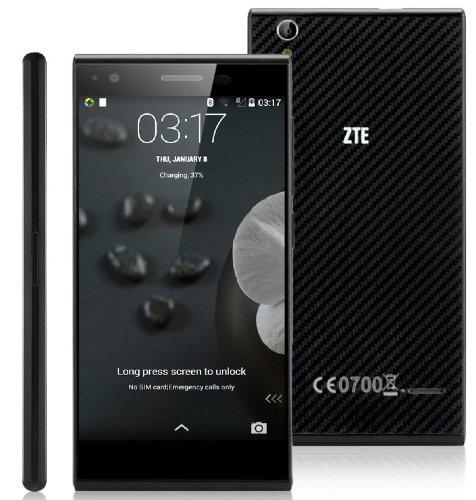 [Saturn] ZTE Blade Vec 4G LTE (5'' HD IPS, 1,2 GHz Quadcore Qualcomm Snapdragon 400, 1 GB RAM, 16 GB intern, Kevlarrückseite) für 134€ versandkostenfrei