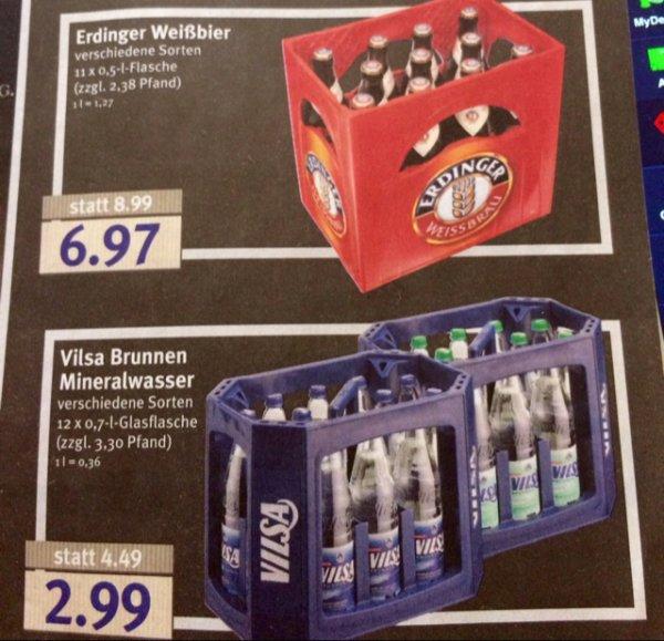 Combi ab 09.07. Erdinger Weißbier 11er Kiste für 6,97€