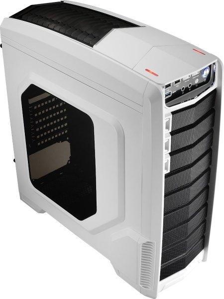 """Aerocool Midi Tower """"GT-A White Edition"""", versandkostenfrei für 58,90 €, @ ZackZack"""