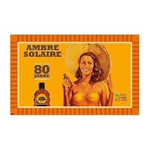 Gratis Strand-Pareo (Strandtuch) beim Kauf von zwei Garnier Ambre Solaire Produkten