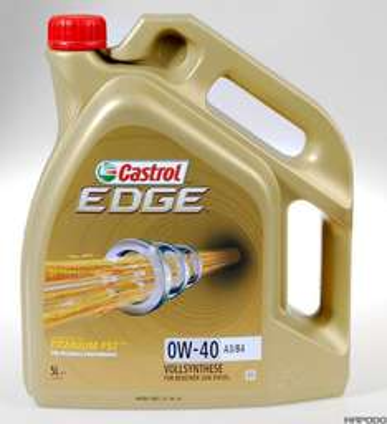 Castrol EDGE 0W-40 A3/B4 Motoröl, 5l- Kanister für 34,00 €, @Amazon-Blitzdeal