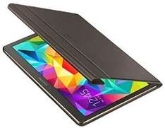 Samsung Book Cover Galaxy Tab S 10.5 titanium bronze für 22 EUR bei Amazon