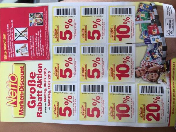 Pampers bei Netto mit Gutscheinen und Sofortrabatt für 2,76€ pro Packung