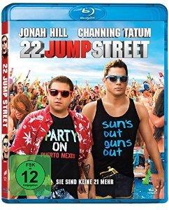 22 Jump Street [Blu-ray] für 7,97€ bei Amazon.de (Prime)
