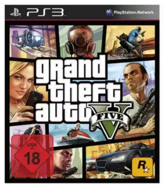 GTA V (PS3) bei Notebooksbilliger [LOKAL]