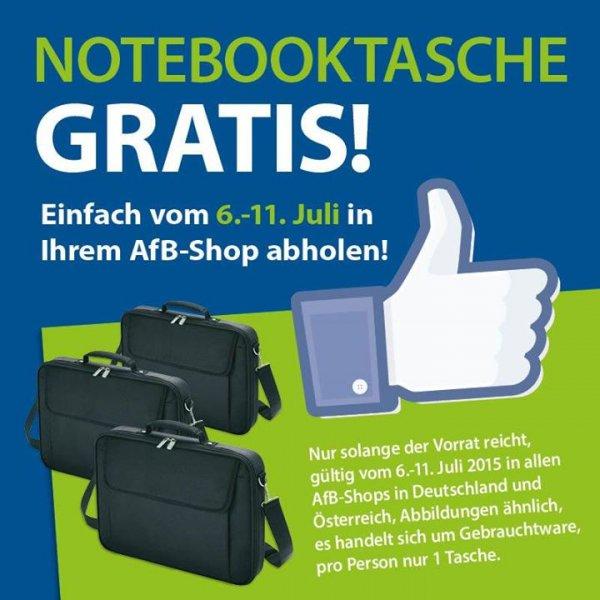 [offline] Gratis-Notebooktasche - solange der Vorrat reicht