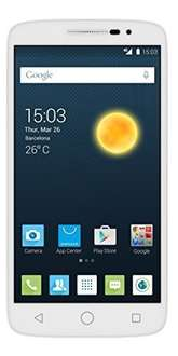"(Amazon) Alcatel Pop 2 (7043K) 5.0"" weiß - DUAL SIM LTE - Android 5.0 - Snapdragon 410 (64bit) - NFC"