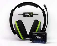 Headset PS4 / Xbox 360 - TurtleBeach EarForce DXL1 Dolby Surround Sound