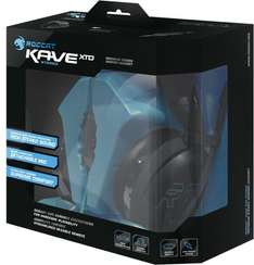 "Roccat™ - Stereo Over-Ear Gaming Headset ""Kave XTD"" (50mm Speaker,abnehmbares Mikrofon) [B-Ware] ab €42,88 [@Allyouneed.com]"