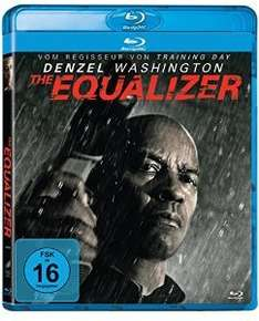 The Equalizer [Blu-ray] für 9,97 € > [amazon.de ] > Prime