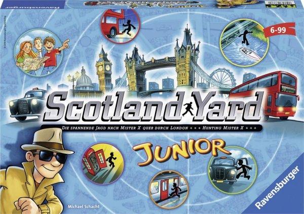 Ravensburger Scotland Yard Junior für 9,99€ @Voelkner.de
