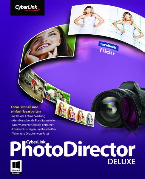 CyberLink PhotoDirector 5 Deluxe (Win) Kostenlos
