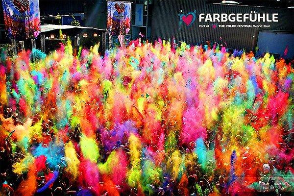 [lokal München] 2x Karten für das Farbgefühle Holi Festival für 7€