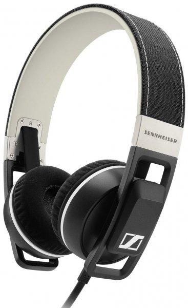 Sennheiser Urbanite On-Ear Kopfhörer (für iPhone/iPad/iPod), nur in schwarz für 79,00 € statt 128,89 €, @Amazon-Blitzdeal
