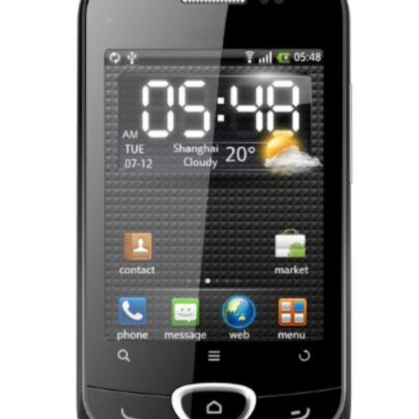Günstiges Android Einsteiger Smartphone ZTE Razer II mit UMTS/Touch/GPS