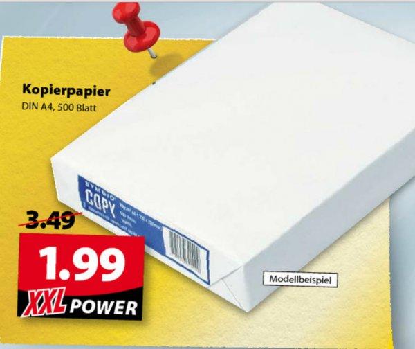 [OLDENBURG] Famila XXL KW29: 500 Blatt Din A4 Kopierpapier 80g/m² für 1,99€