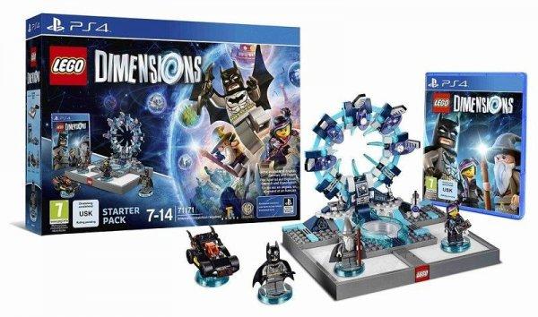 (Buecher.de) LEGO Dimensions - Starter Pack inkl. Gateway (verschiedene Konsolen) für 84,99 EUR
