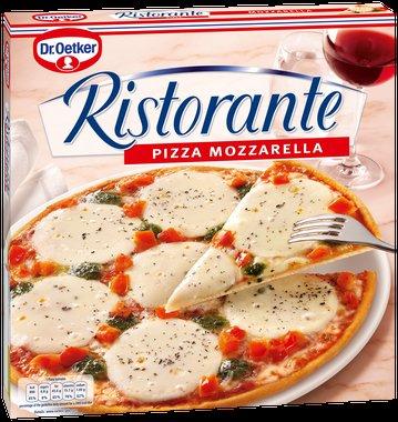 [Edeka Minden Hannover) Ristorante Pizza versch. Sorten Angebot + Coupoon