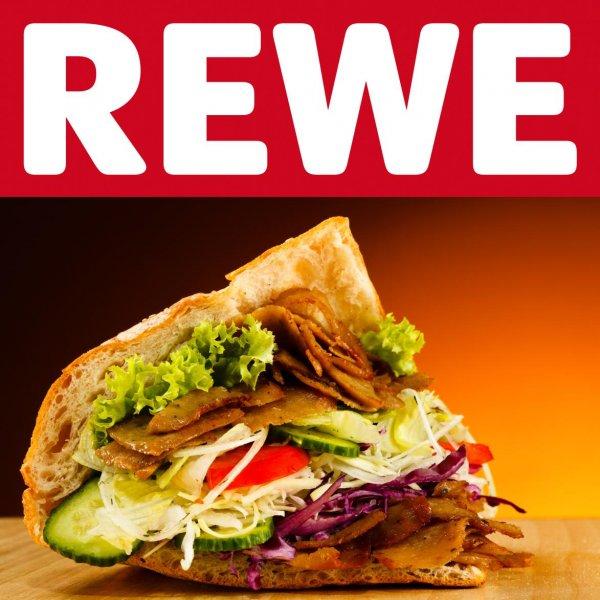 [REWE STOLL HANAU] Döner für 2,00€ mit Käse 2,50€ (günstigster Döner Hanaus)