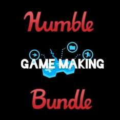 Humble Game Making Bundle für 0€ bis 12€ @ Humble Bundle