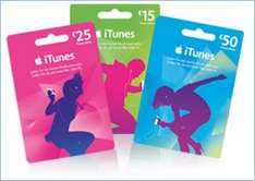 [Lidl AT] - iTunes Guthaben 15, 25 und 50 Euro -20%