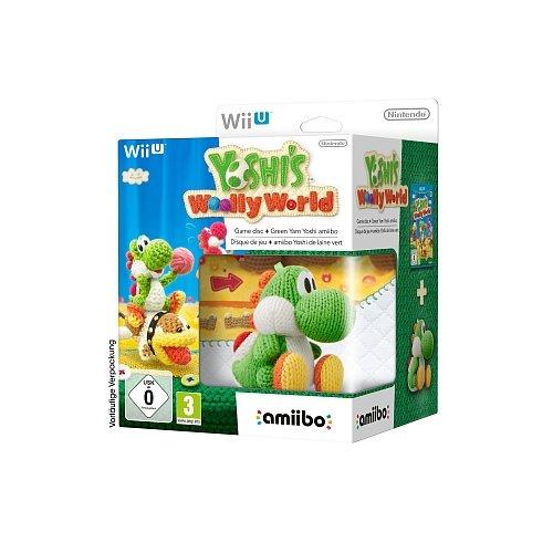 (Toysrus.de) Wii U - Yoshi's Woolly World (inkl. amiibo grüner Woll-Yoshi) für 59,99 EUR