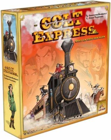 [buecher.de] Spiel des Jahres 2015 - Colt Express - 25,04 € inkl. Versand (6% Qipu möglich)