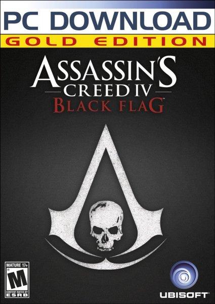 [UPlay][G2A] Assassins Creed IV: Black Flag Gold Edition für 3,29