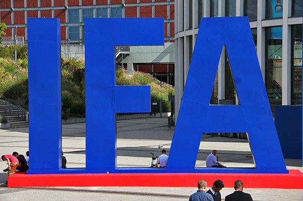 [Gewerbe] Diverse IFA 2015 Werbemittel kostenlos bestellen