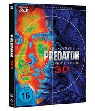 Predator (Blu-ray 3D + Blu-ray) für 16,99€ @CeDe