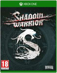 Shadow Warrior (Xbox One) für 15,25€ @Game.co.uk