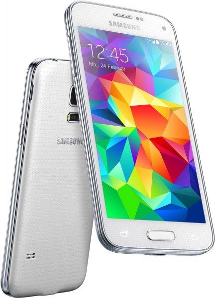 [Amazon Marketplace/ WHD - wie neu, sehr gut] Samsung Galaxy S5 mini weiß für 219,62€