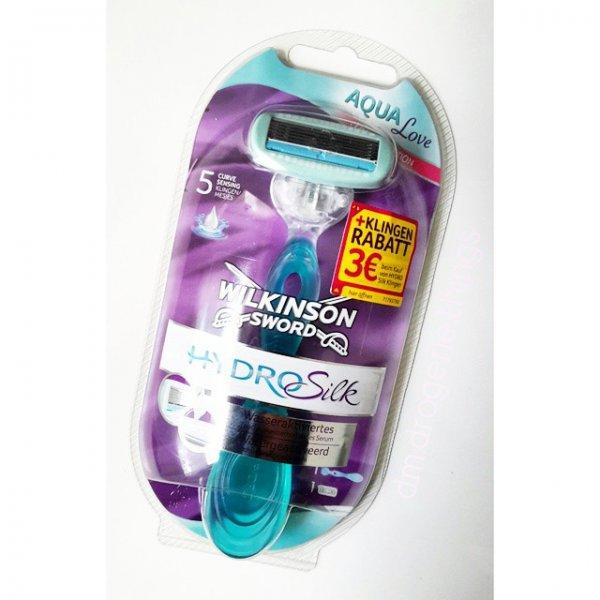 Rossmann [KW 29] Hydro Silk Aqua Love Damenrasierer gratis mit Coupon